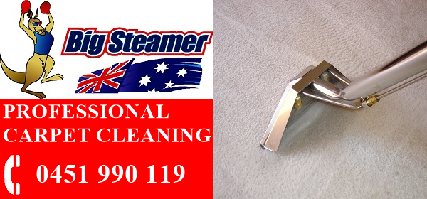 Big Steamer Carpet Cleaning - 3pc red.1